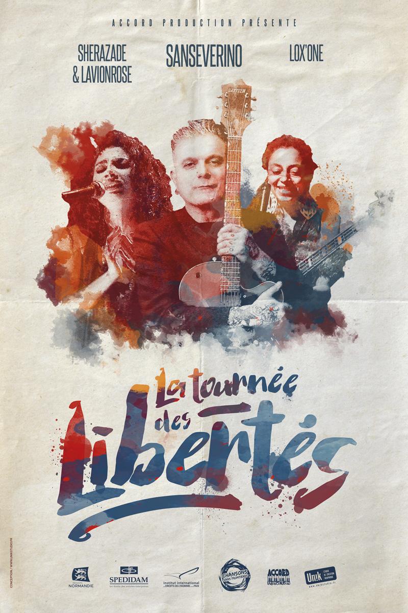 La Tournée des Libertés, Sotteville-lès-Rouen