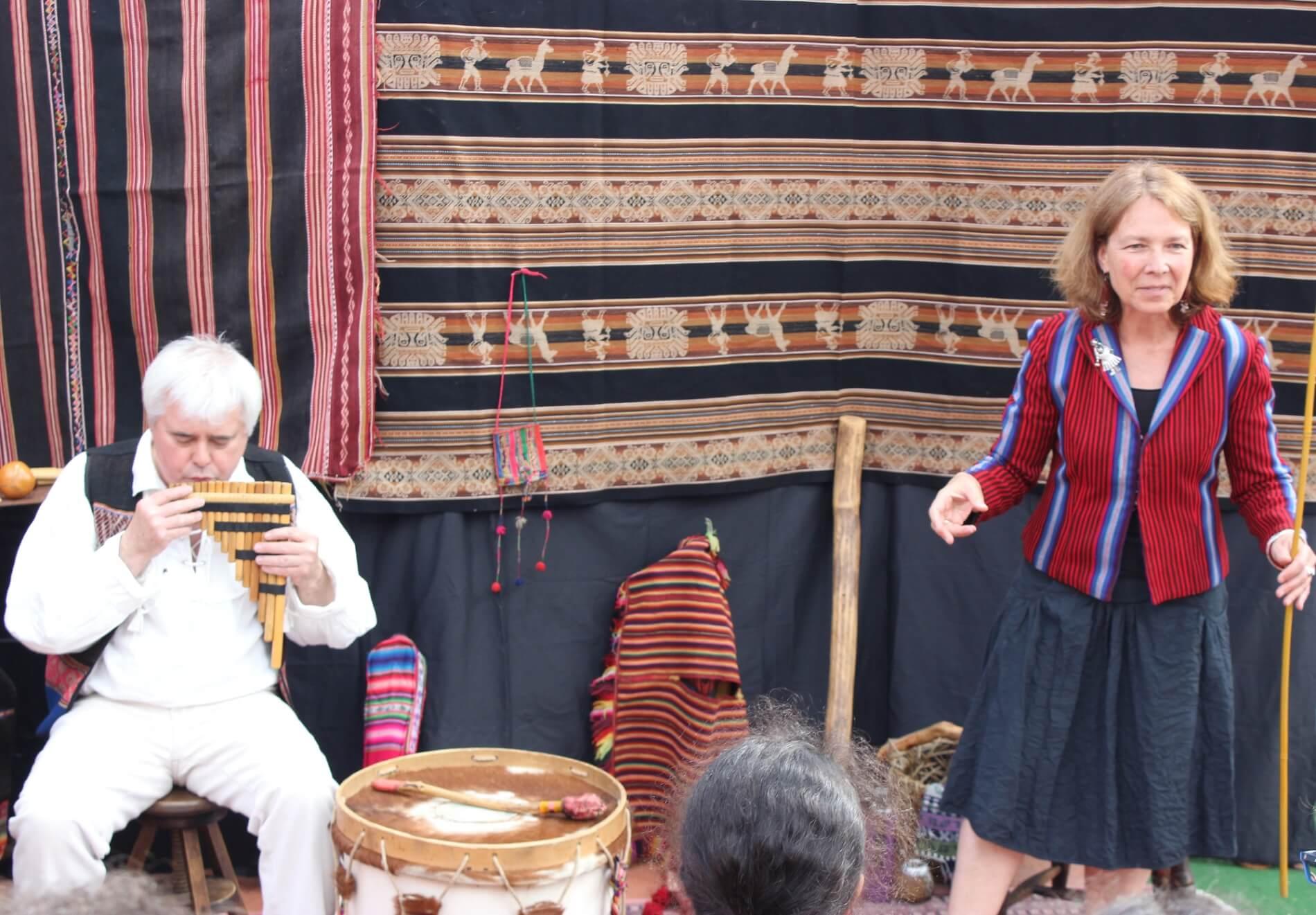 Des Andes à l'Amazonie, contes et musique #2