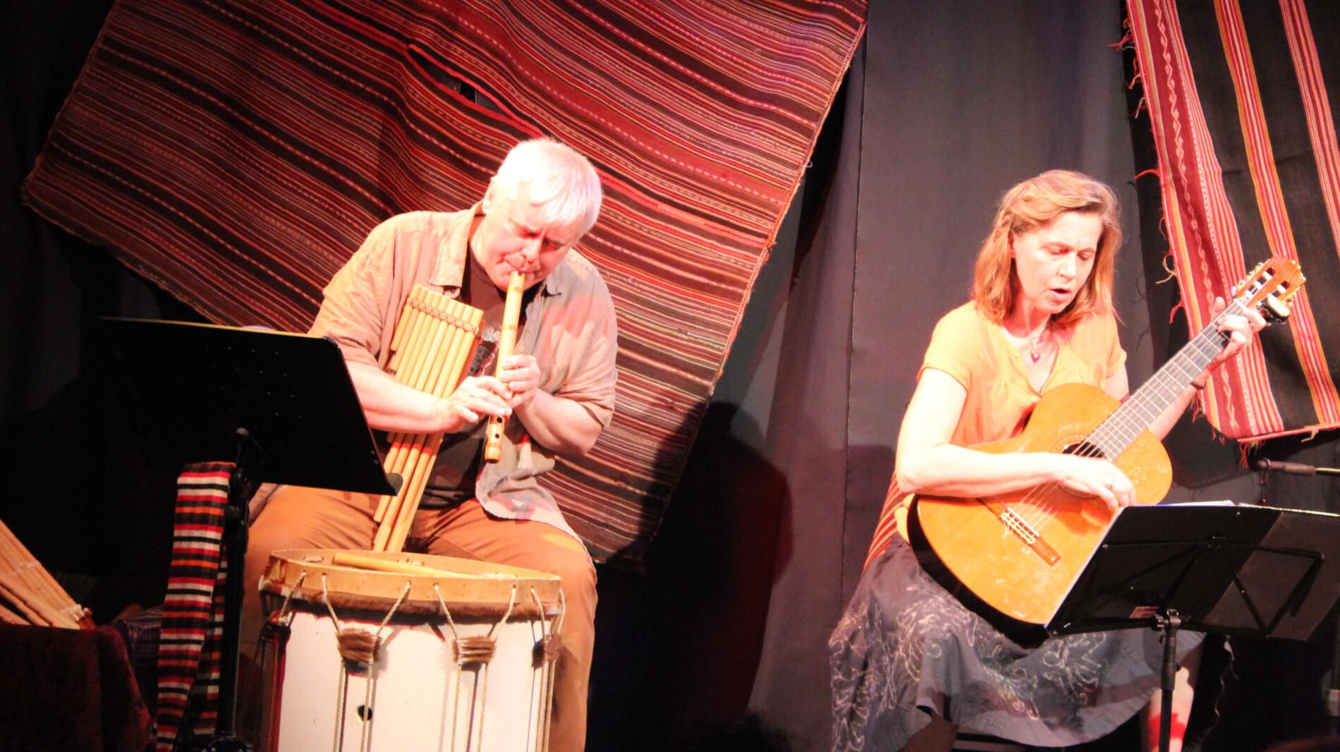 Apéro contes et musique à la ferme Mimarnel