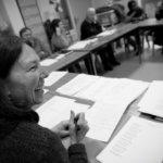 Atelier à La voix des femmes