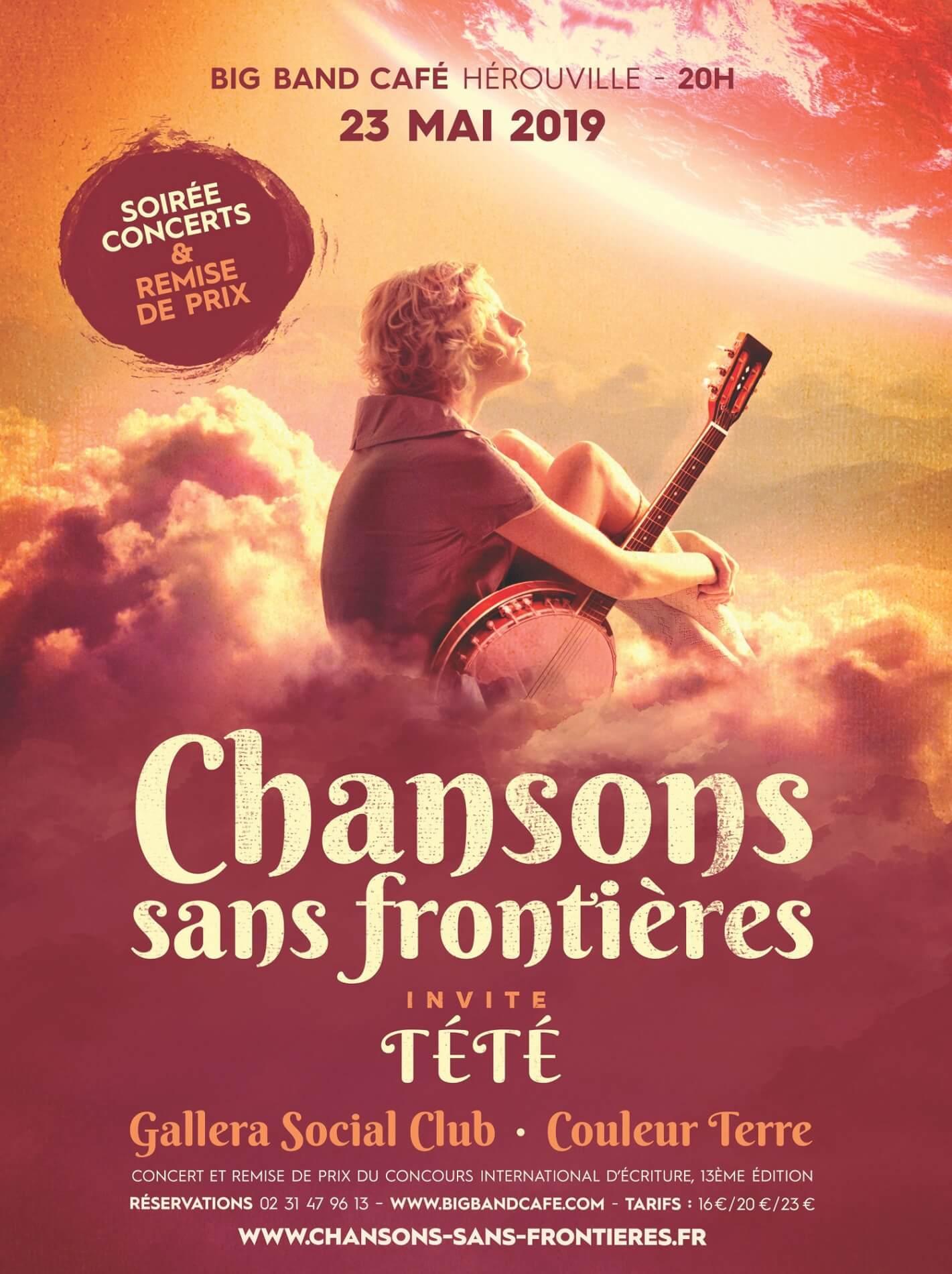Chansons sans Frontières invite TéTé !