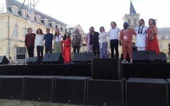 Concert Chansons sans Frontières pour la remise du Prix Liberté 2019 à Greta Thunberg