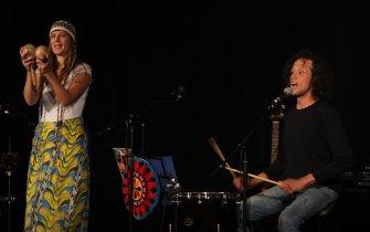 DébaDuo et Otma Patoumé en concert