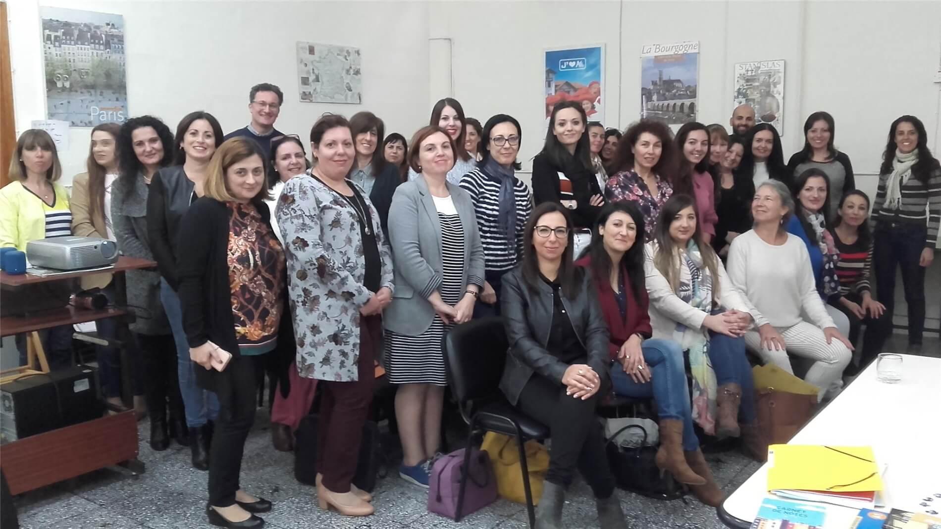 Formation à Malte: Le FLE par la Chanson