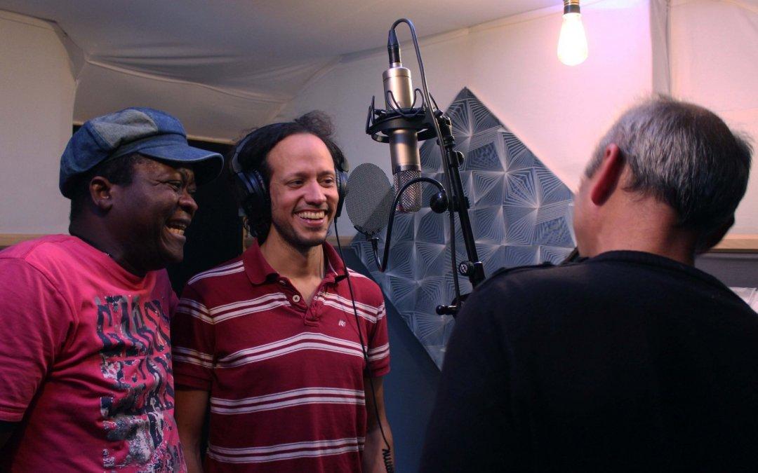 Album en préparation à LaBaie-road Studio