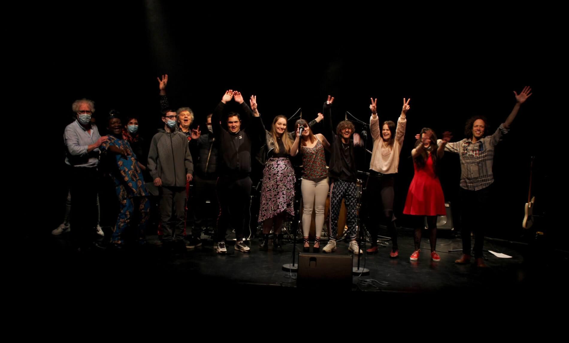 Les jeunes de la Mission Locale en concert avec Couleur Terre