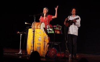 Otma Patoumé, chants traditionnels afro latino